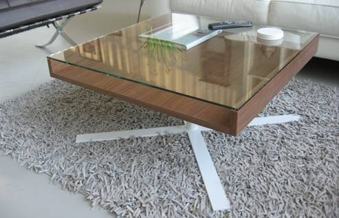 7 glass top coffee tables