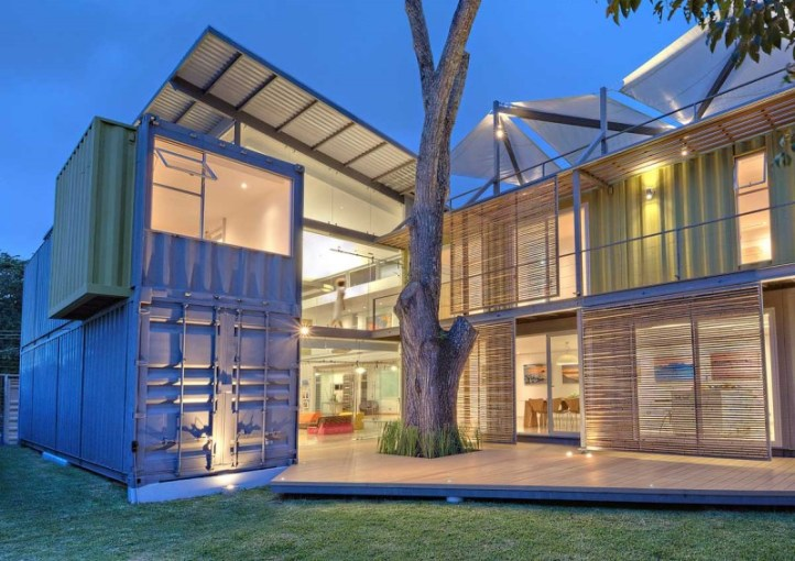 Maria Jose Trejos designs a shipping container home in Costa Rica     ci 160115 01