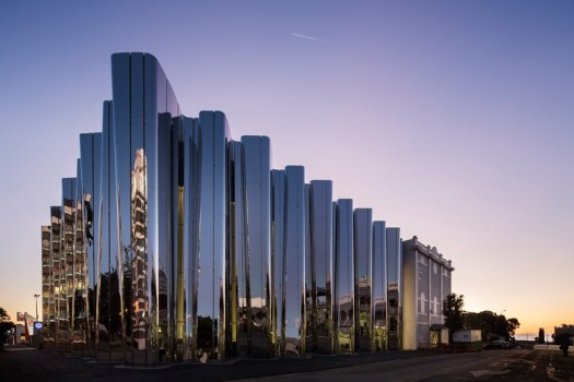 Len Lye Centre By Pattersons Architects
