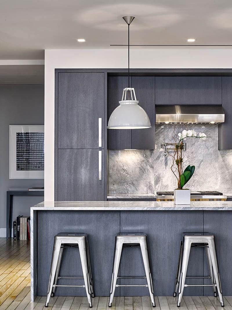 Maple Countertops Kitchen