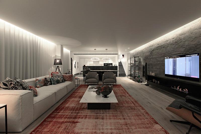 Studioe2 Design The Interior Of A Home In Turkey