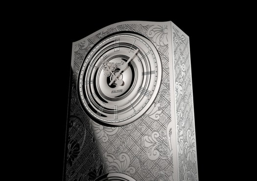 Christofle Grandfather Clock by Marcel Wanders