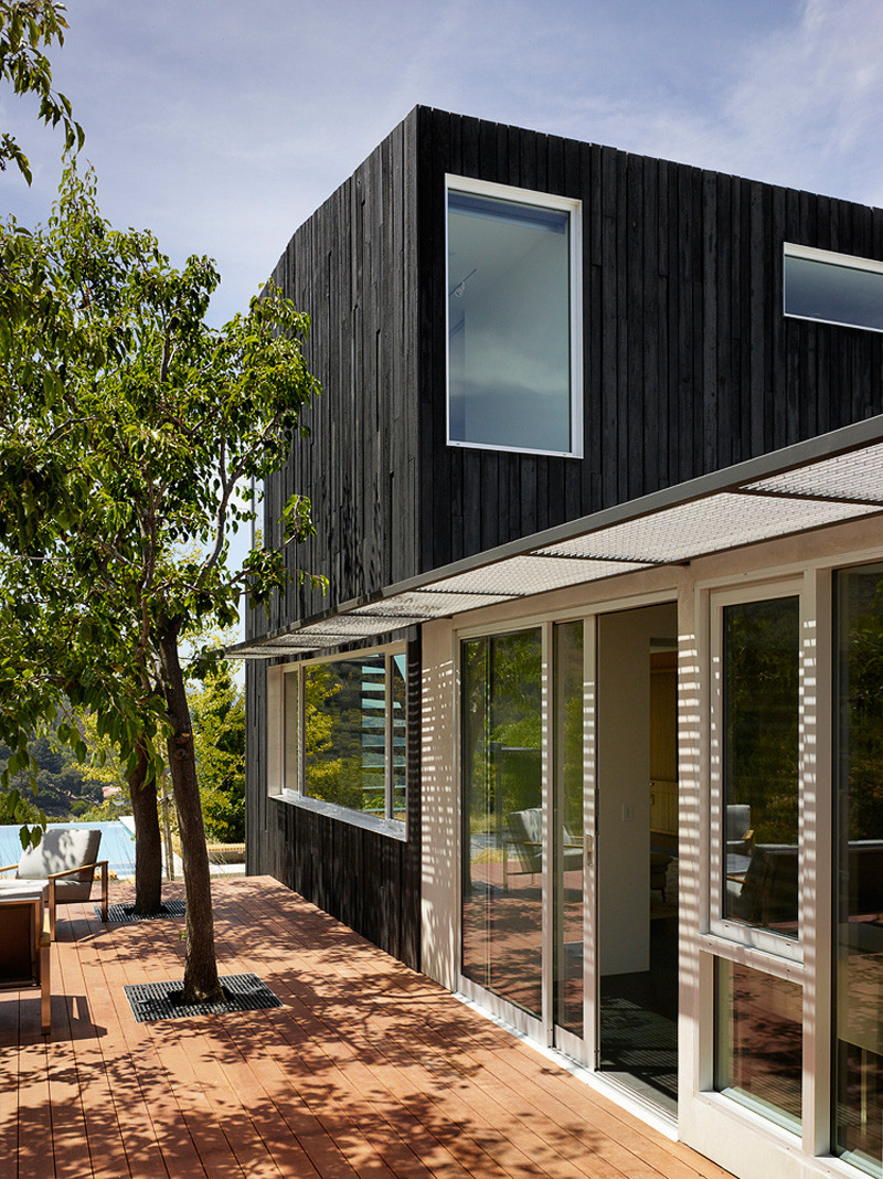 The New Addition To This House In California Is Clad In