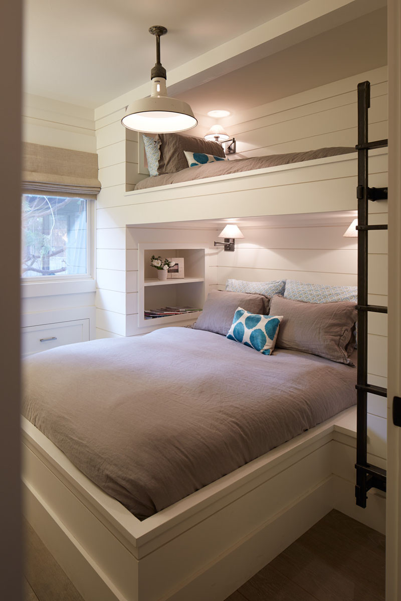 12 Inspirational Examples Of Built-In Bunk Beds on Cheap:l2Opoiauzas= Bedroom Ideas  id=87265