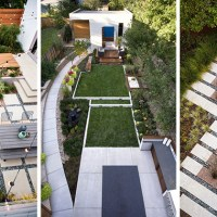 16 Inspirational Backyard Landscape Designs From Above