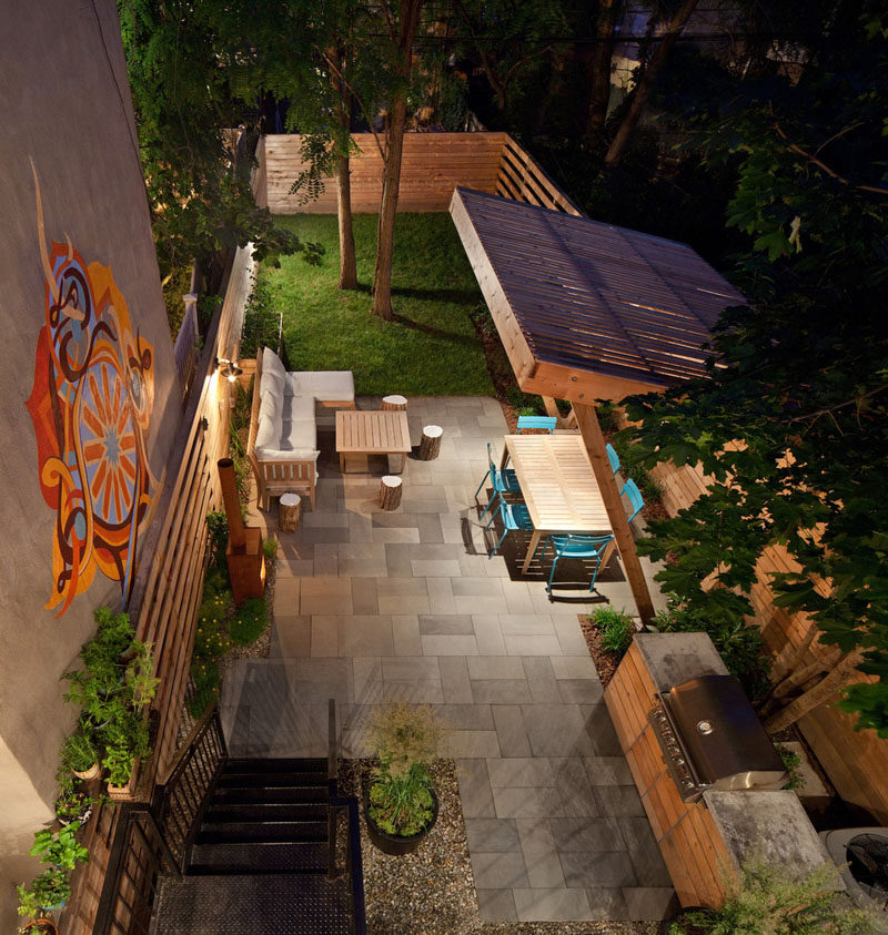 16 Inspirational Backyard Landscape Designs As Seen From ... on Backyard Yard Design  id=16801