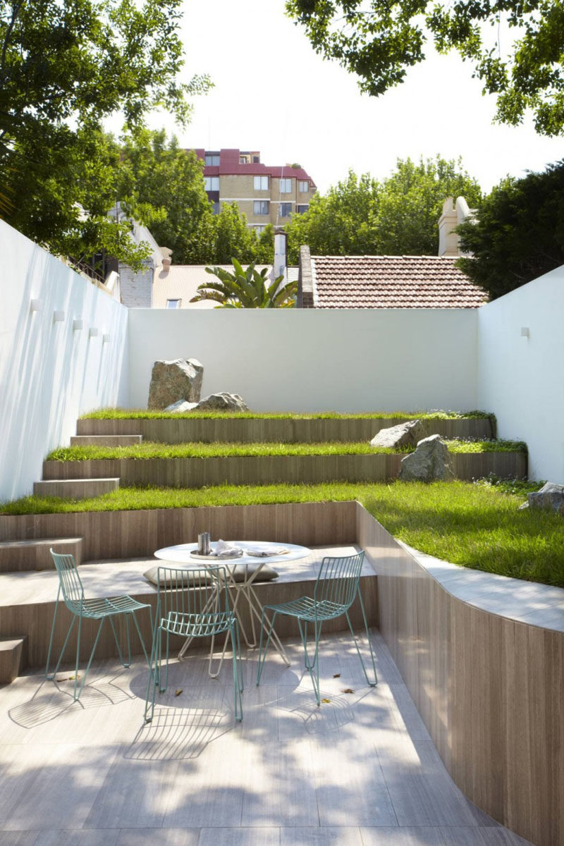 13 Multi-Level Backyards To Get You Inspired For A Summer ... on 2 Level Backyard Ideas id=14549