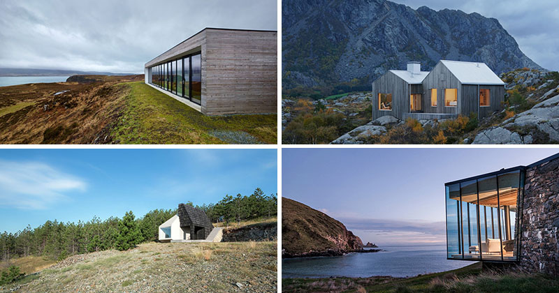 13 Totally Secluded Homes To Escape From The World
