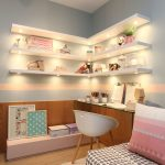 6 Design Ideas For Adding Corner Shelves To Your Home