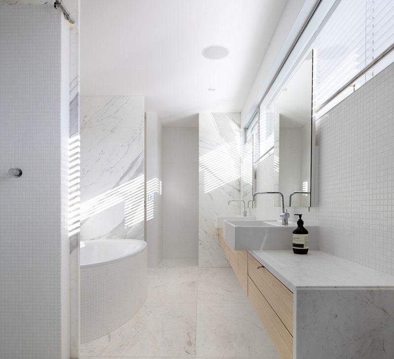 Grey Bathroom Bin