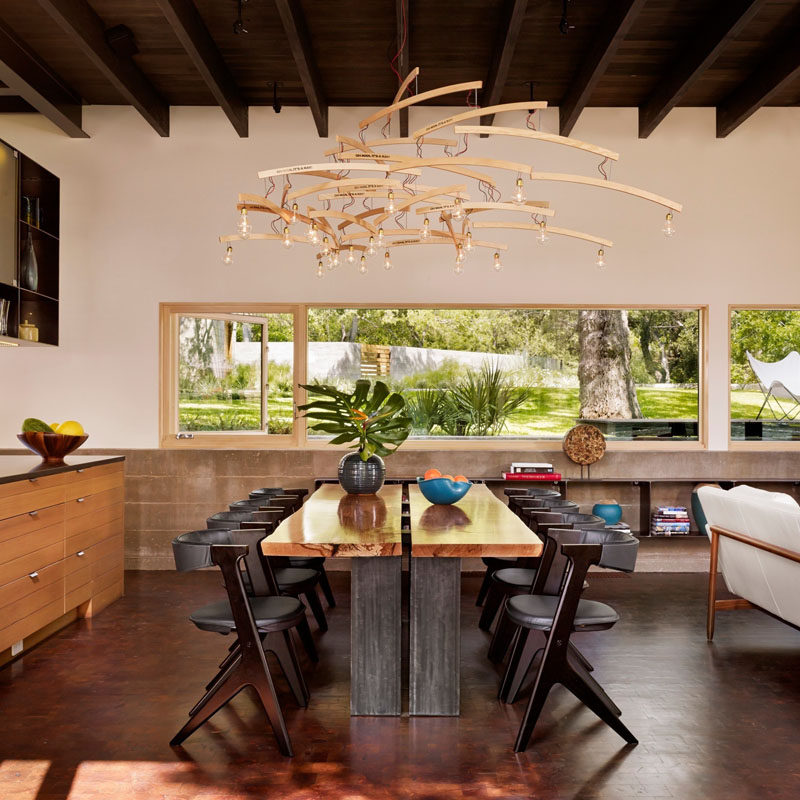 Lighting Design Idea - 8 Different Style Ideas For ... on Dining Table Ceiling Design  id=87202