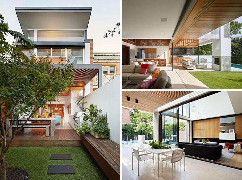 23 Awesome Australian Homes To Inspire Your Dreams Of ... on Aust Outdoor Living  id=49476