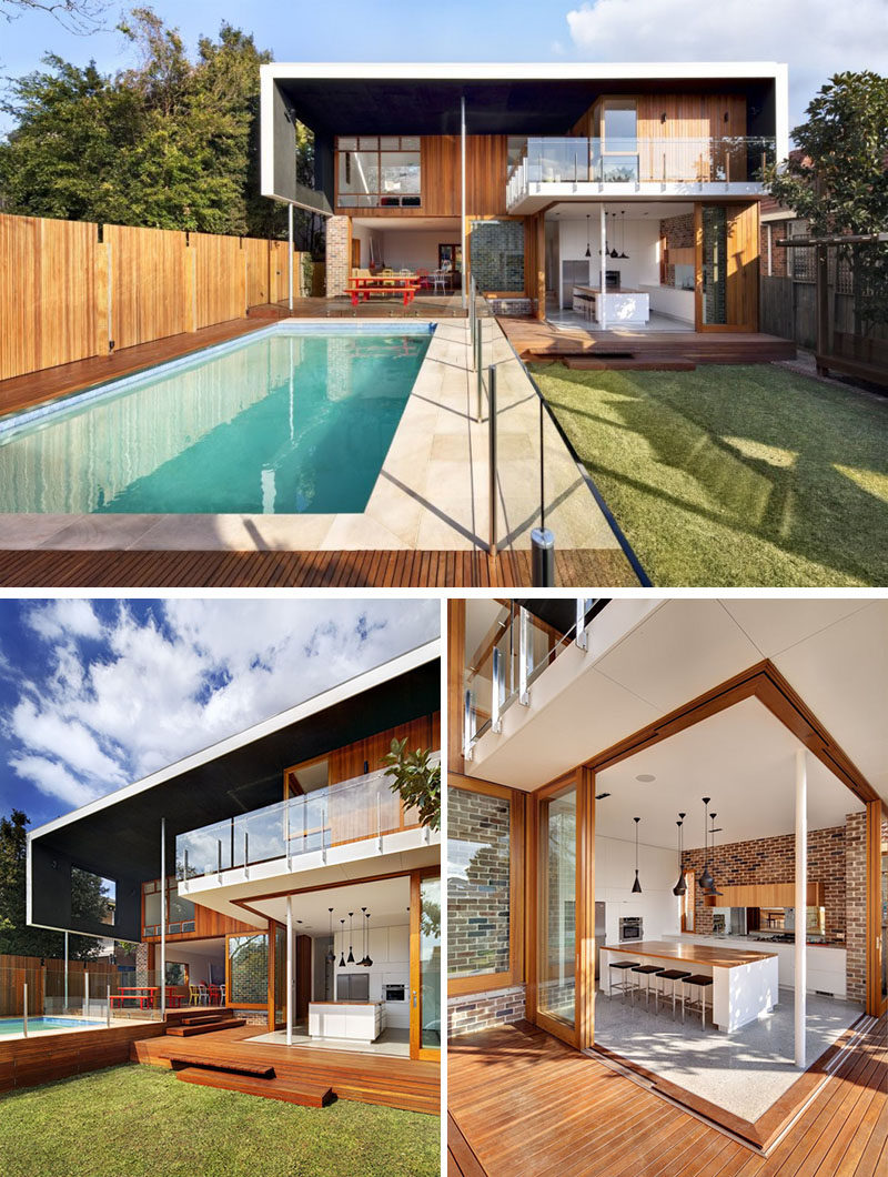 23 Awesome Australian Homes To Inspire Your Dreams Of ... on Aust Outdoor Living  id=43682