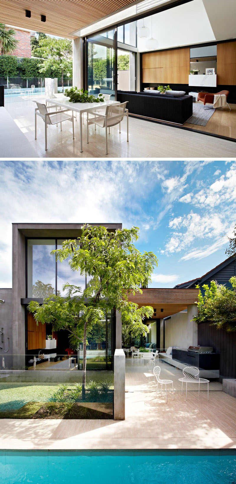 23 Awesome Australian Homes To Inspire Your Dreams Of ... on Aust Outdoor Living  id=73512