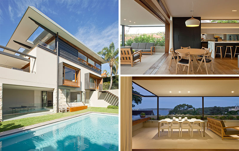 23 Awesome Australian Homes To Inspire Your Dreams Of ... on Aust Outdoor Living  id=73124