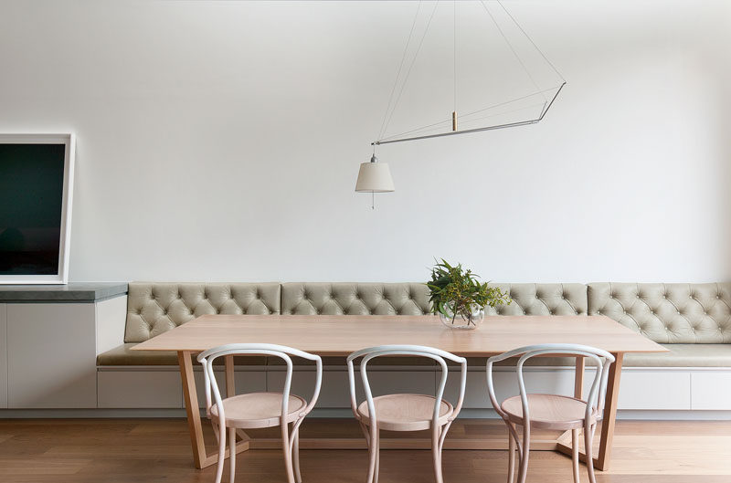 Image result for banquette seating ideas