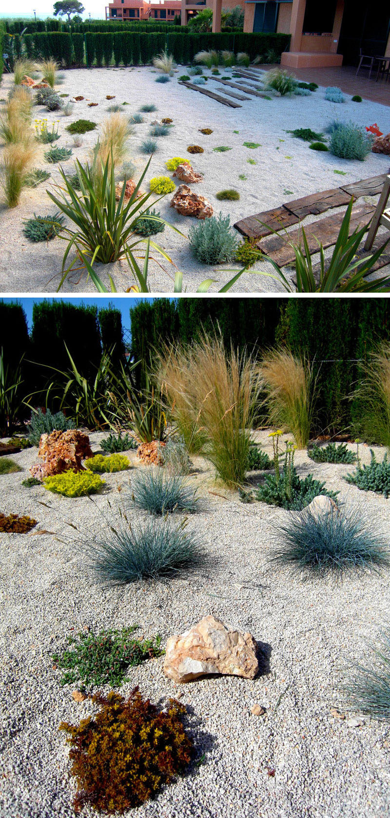 11 Inspirational Rock Gardens To Get You Planning Your ... on Rock Backyard  id=11986