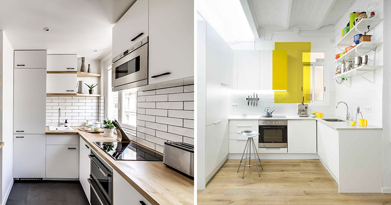 Kitchen Design Ideas - 14 Kitchens That Make The Most Of A ... on Small Space:fn118Lomvuk= Small Kitchen Ideas  id=18985