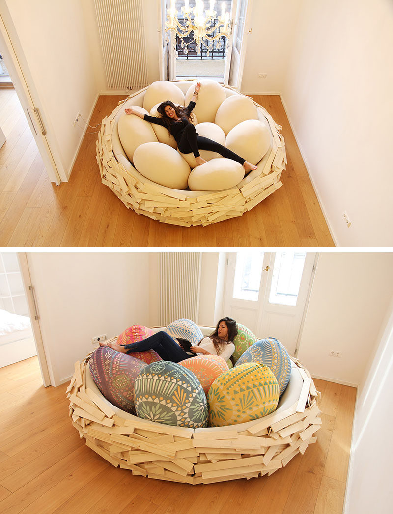 12 Comfy Chairs That Are Perfect For Relaxing In on Comfy Bedroom  id=54921