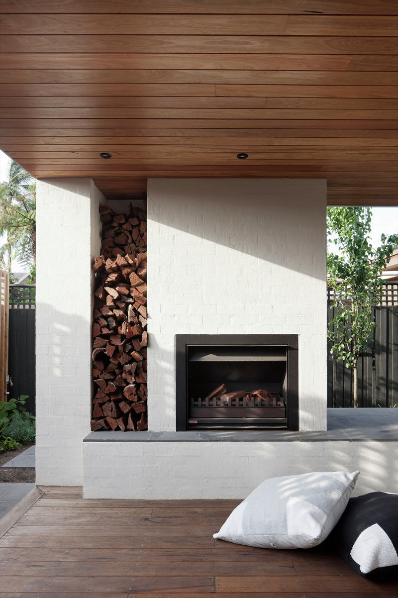 5 Things That Are HOT On Pinterest This Week | CONTEMPORIST on Fireplace In Yard  id=34154