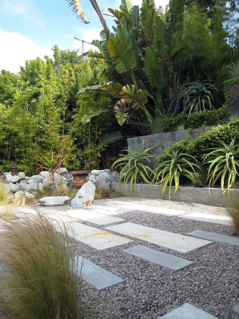 11 Inspirational Rock Gardens To Get You Planning Your Garden on Backyard Patio Landscaping id=38961