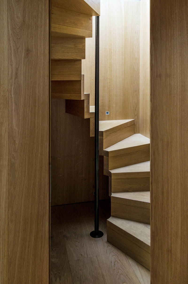 13 Stair Design Ideas For Small Spaces   Stair Design For Small House Outside   Handrail   Front Elevation   Spiral Staircases   Concrete   Stair Railing