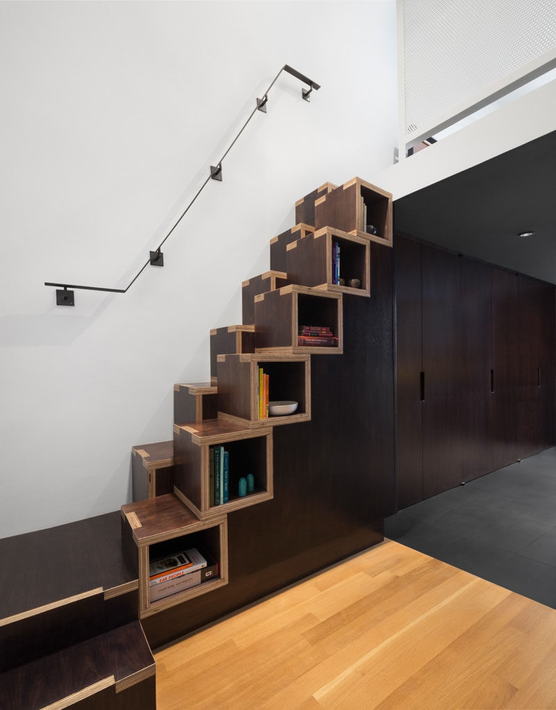 13 Stair Design Ideas For Small Spaces   Creative Stairs For Small Spaces   Low Cost Simple   Beautiful   Tiny House   Modern   Unique