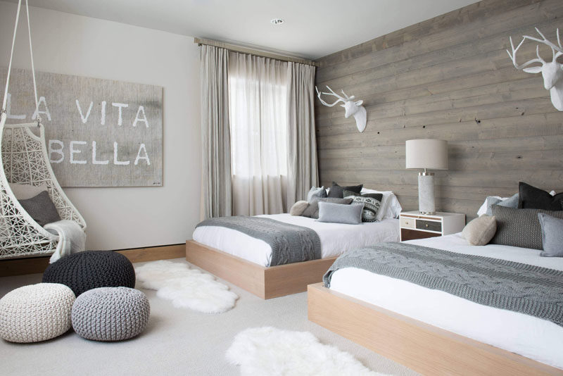 5 simple white bedroom decor ideas to use in your home | contemporist
