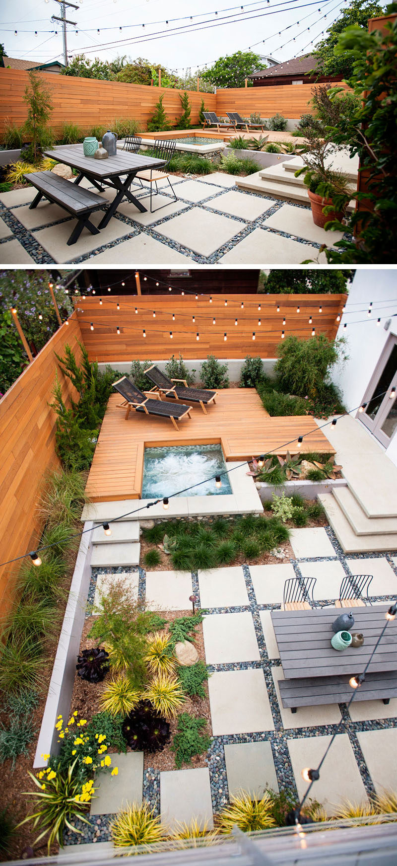 Landscaping Design Ideas - 11 Backyards Designed For ... on Yard Remodel Ideas id=68828