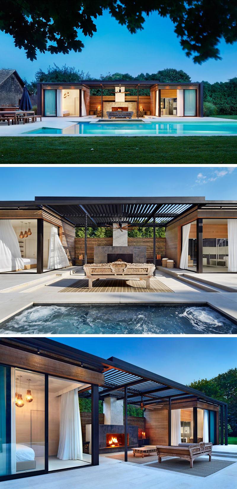 Landscaping Design Ideas - 11 Backyards Designed For ... on Backyard House Ideas id=21994