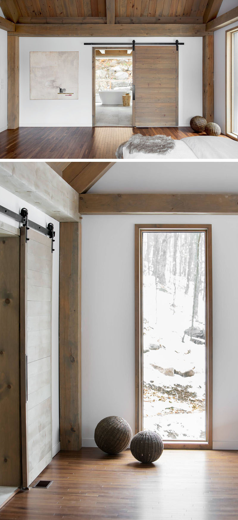 Bedroom Design Ideas This Cozy Barn Inspired Bedroom