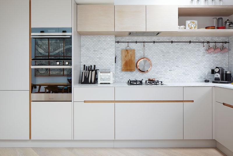 9 backsplash ideas for a white kitchen