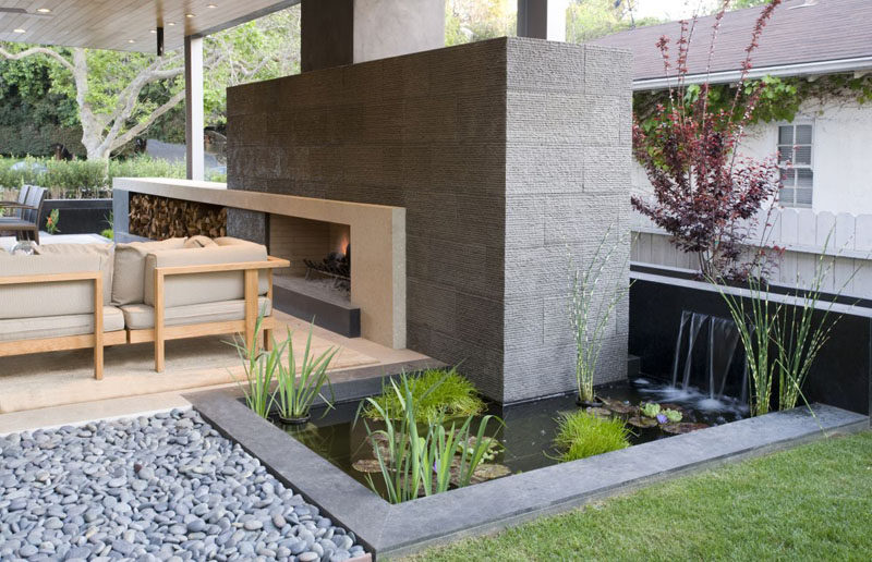 8 Landscaping Ideas For Backyard Ponds And Water Gardens ... on Backyard Pond Landscaping Ideas  id=39963