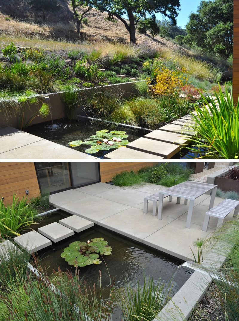 8 Landscaping Ideas For Backyard Ponds And Water Gardens on Small Backyard Pond  id=43222