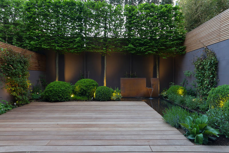 8 Landscaping Ideas For Backyard Ponds And Water Gardens ... on Backyard Pond Landscaping Ideas  id=14265