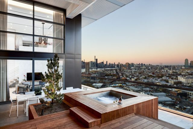 Brooklyn Balcony