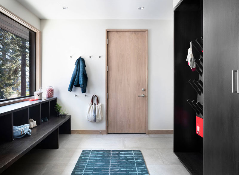 8 Modern Mudrooms To Inspire You To Keep Your Home Clean