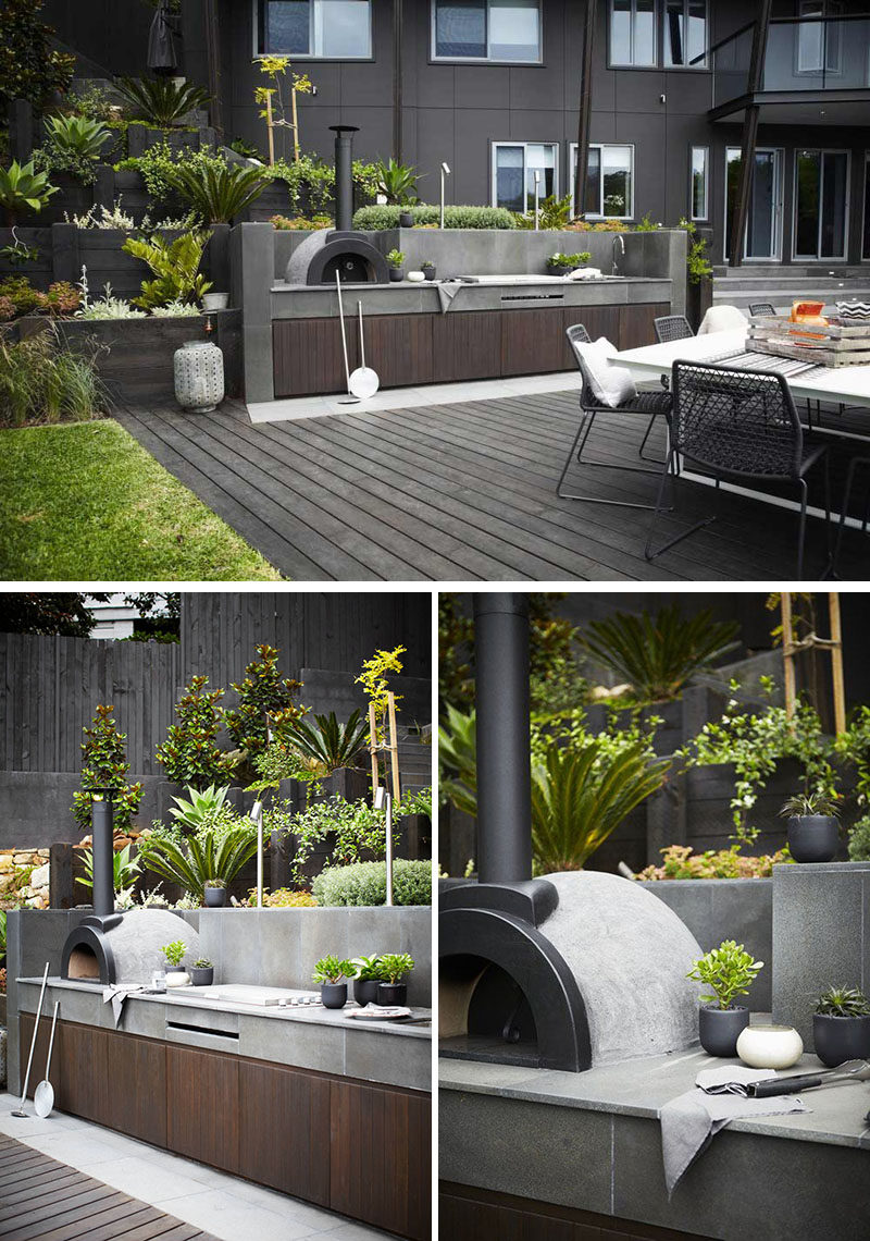 7 Outdoor Kitchen Design Ideas For Awesome Backyard ... on Backyard Kitchen Design id=36808