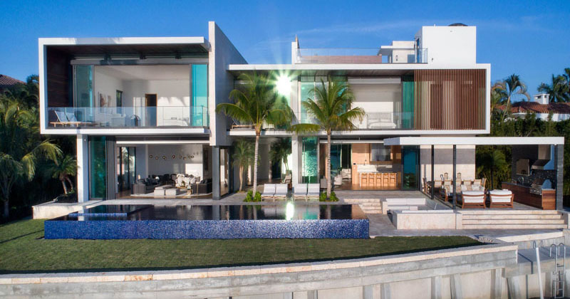 New Modern Home Design