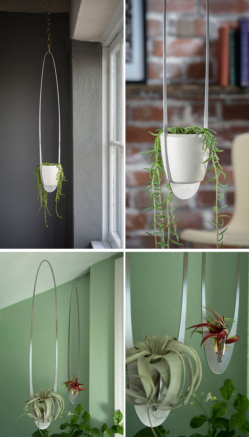 These 11 Hanging Planters Will Inspire You To Liven Up