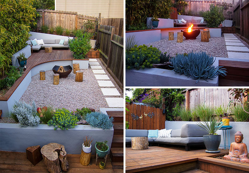 Amazing Small Backyard Design Ideas - Landscaping Expert Tips on Modern Landscaping Ideas For Small Backyards  id=54946