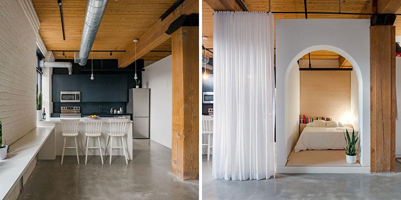 Open Kitchen Design Layout