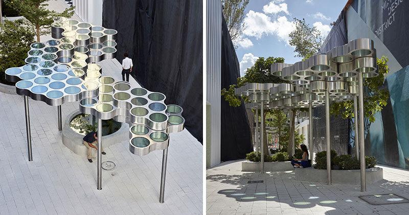 Ronan Amp Erwan Bouroullec And Uap Unveil Nuage Promenade