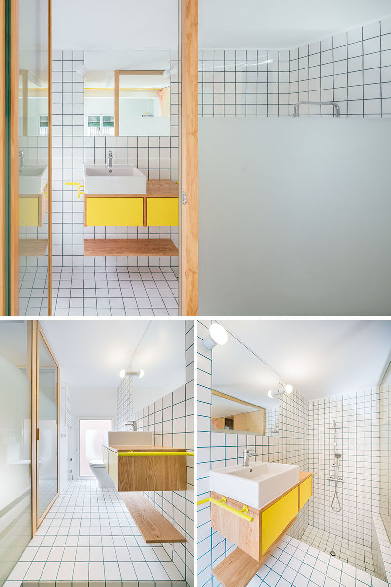 The Design Of This Small Apartment In Madrid Includes Many