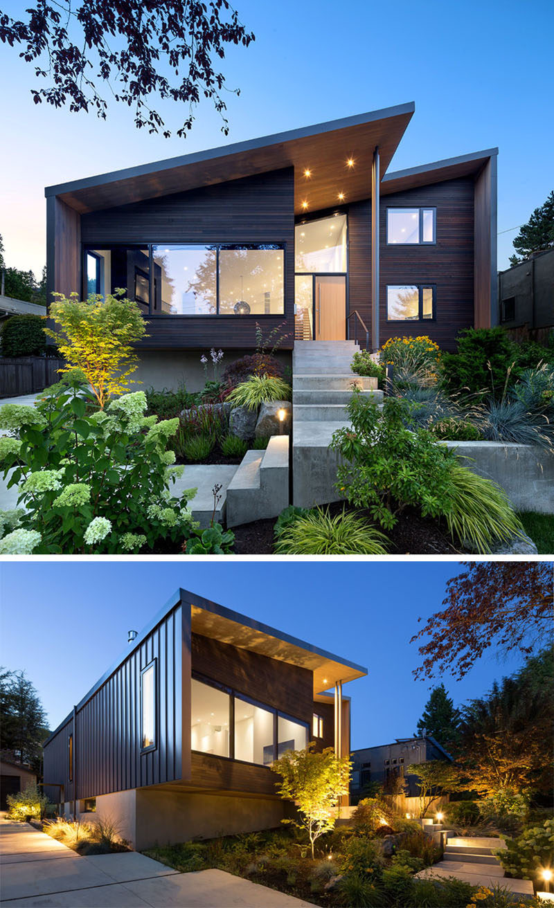 Before And After - A Vancouver Home Gets A Modern Upgrade ...