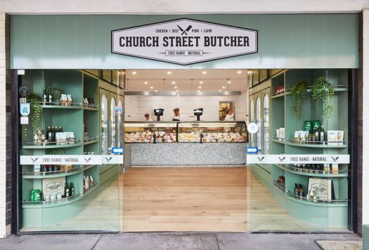 Architecture and interior design firm Ewert Leaf, have recently completed the re-design of Church Street Butcher, located in acoastal suburb of Melbourne, Australia. #ModernButcher #RetailDesign #InteriorDesign