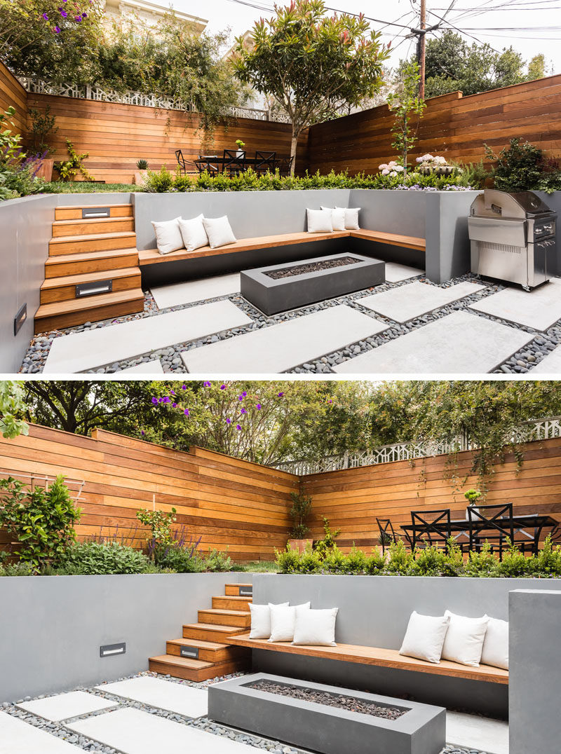 This San Francisco Renovation Project Included An Updated ... on Modern Garden Patio Ideas id=32095