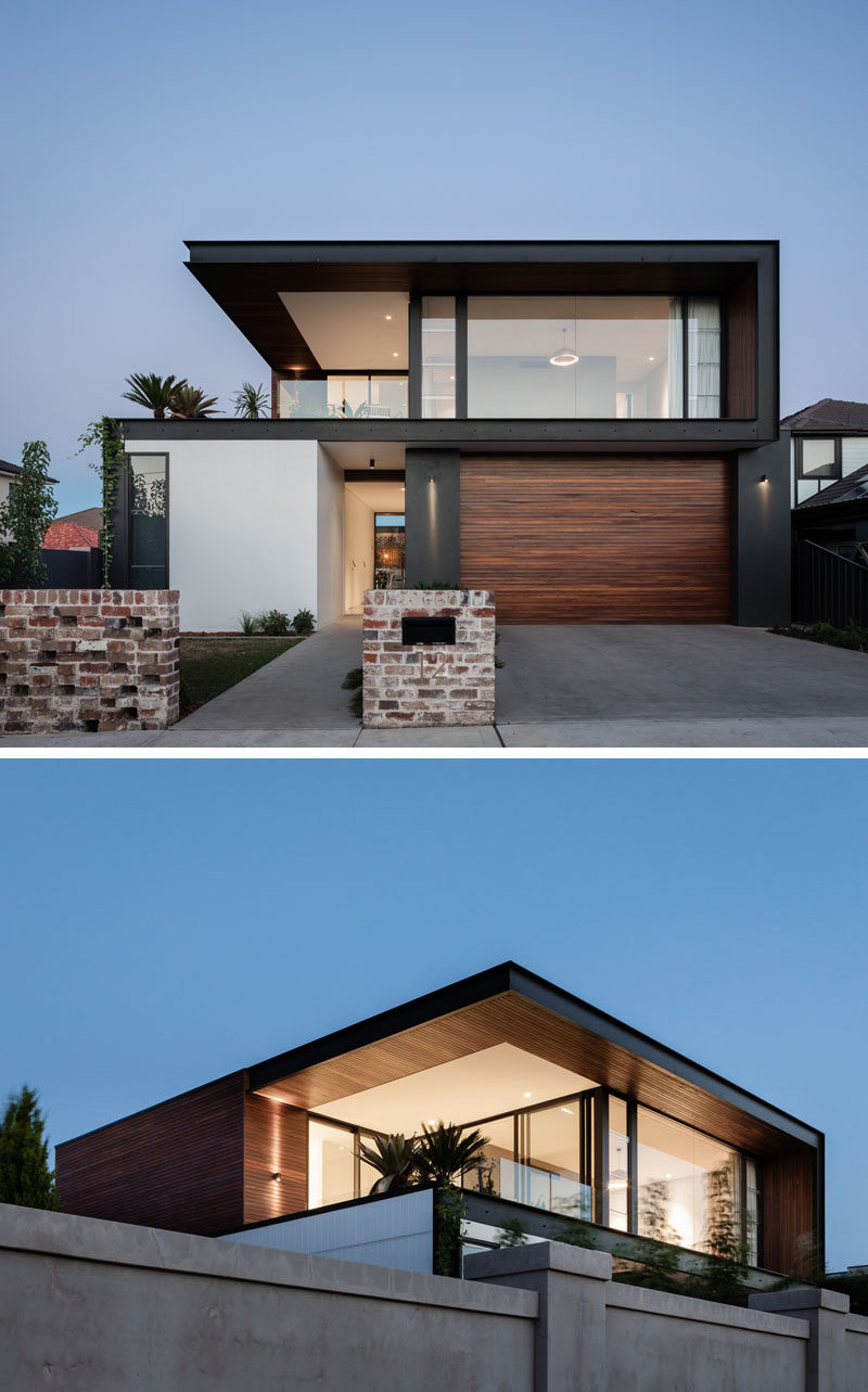 The Preston House by Lot 1 Design And Sydesign on Modern Style Houses  id=28257