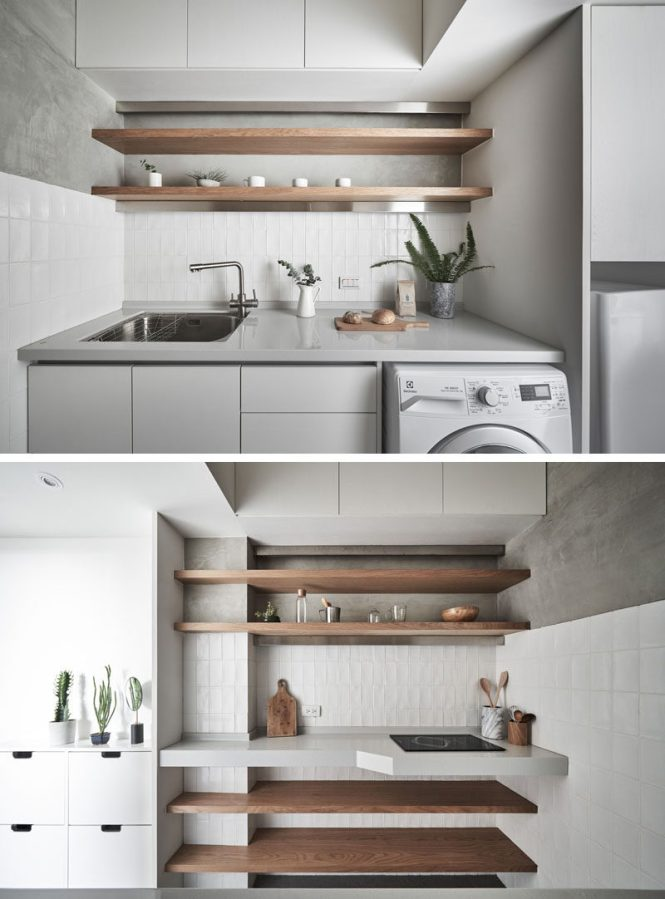 This Small Apartment Was Redesigned For