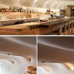This Restaurant In Toronto Has A Ceiling Design Inspired By The Billowing Tarps Of Mexican Market Stalls